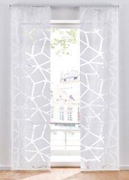 Scherli Schiebegardine grafisch(1er Pack), bpc living bonprix collection