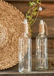 LED-Deko-Weinflasche, bpc living bonprix collection