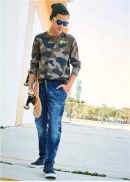 Jungen Sweat-Jeans, John Baner JEANSWEAR