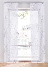 Schiebegardine mit Druck (1er Pack), bpc living bonprix collection