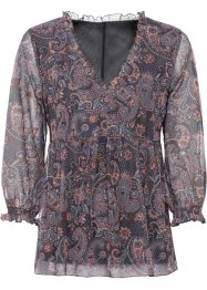 bedruckte Shirt-Tunika, BODYFLIRT