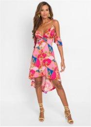 Cold-Shoulder-Kleid mit Print, BODYFLIRT boutique