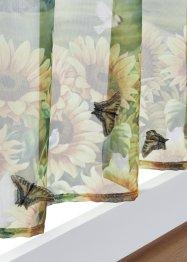 Scheibengardine mit 3D Schmetterlingen, bpc living bonprix collection