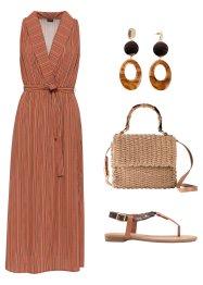 Kleid in Wickeloptik, BODYFLIRT