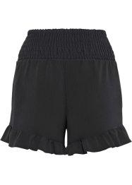 Shorts mit Volant-Saum, BODYFLIRT