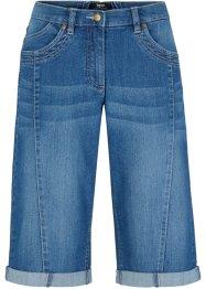 Jeans mit Bequembund, Bermuda-Länge, bpc bonprix collection