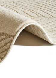 Teppich mit Blättermotiven, bpc living bonprix collection