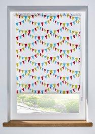 Sichtschutzrollo mit Wimpelketten Motiv, bpc living bonprix collection