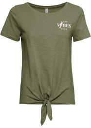 Shirt mit Knoten, RAINBOW