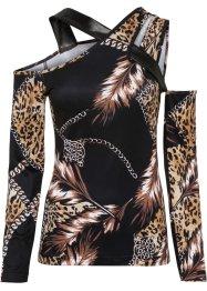 Clod-Shoulder-Shirt, BODYFLIRT boutique