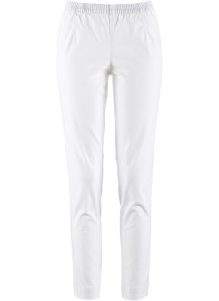 Stretch-Leggings, bpc bonprix collection, weiß