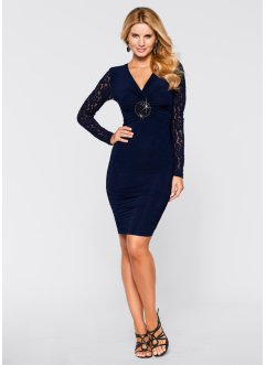 Kleid, BODYFLIRT boutique, dunkelblau