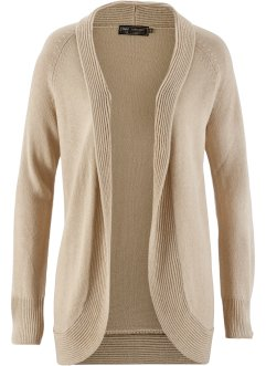Strickjacke, bpc selection, nude