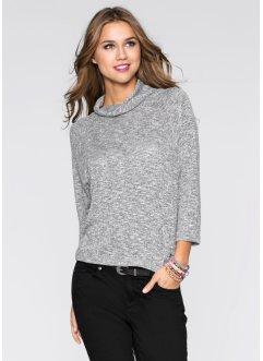Pullover, RAINBOW, grau meliert