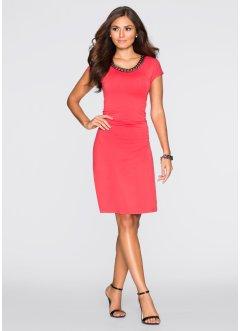 Kleid mit Kette, BODYFLIRT, rot