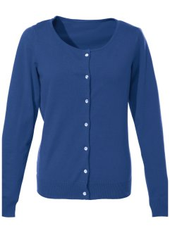 Strickjacke, bpc selection, blau