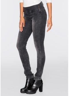Super Skinny Jeans, RAINBOW, grey denim