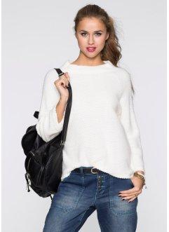 Pullover, RAINBOW, wollweiß
