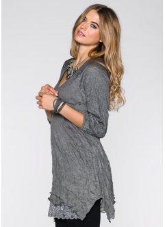 Shirt-Tunika, RAINBOW, schwarz