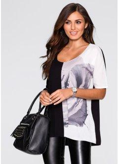 Shirt, BODYFLIRT, schwarz