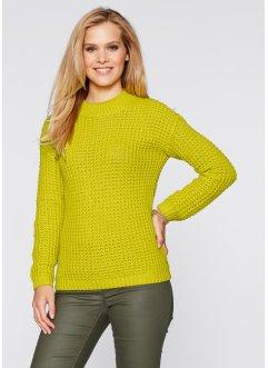 Pullover, bpc bonprix collection, pistazie