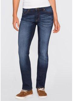 Stretch-Jeans, WIDE, John Baner JEANSWEAR, dunkelblau