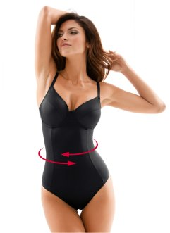 Formbody mit Shape-Effekt, bpc bonprix collection, schwarz