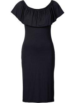Sommer-Carmen-Kleid aus Jersey, BODYFLIRT
