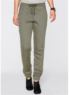 Jog-Pant, bpc bonprix collection, oliv