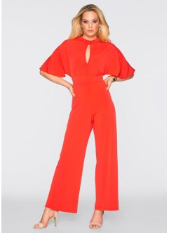 Overall mit Cut-Outs, BODYFLIRT boutique, orange