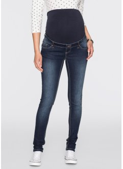 Umstandsjeans, Skinny, bpc bonprix collection, dark denim