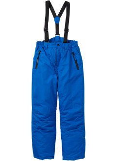 Skihose, bpc bonprix collection, azurblau/schwarz