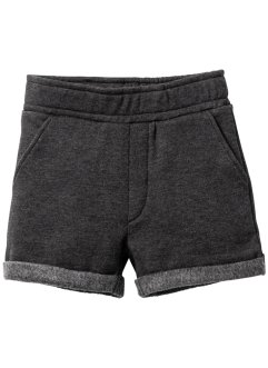 Sweatshorts, bpc bonprix collection, anthrazit meliert