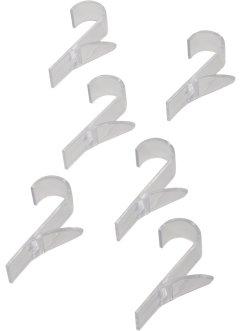 Rundheizkörper-Haken (6er Pack), bpc living bonprix collection