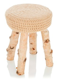 "Hocker ""Natur"", Home Collection, natur"