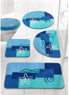 Badematten farbenfrohen badgarnituren und teppiche - Bonprix tappeti bagno ...