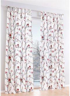 Weihnachtsgardinen xmas im bonprix online shop for Weihnachtsbaum vorhang