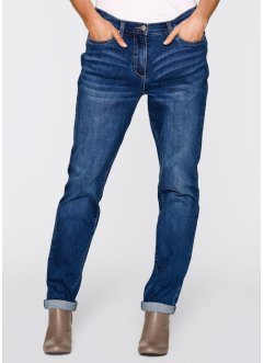 Boyfriend Stretch-Jeans, bpc bonprix collection, blue stone
