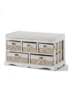 Sitzbank mit 5 Schubladen, bpc living bonprix collection