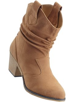 Stiefelette, bpc bonprix collection, camel