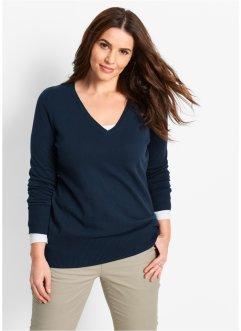 V-Pullover, bpc bonprix collection