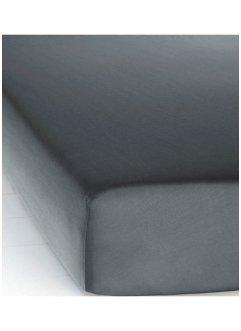 Jersey Microfaser Spannbettlaken, bpc living bonprix collection