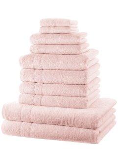 Handtuch Set (10-tlg. Set), bpc living bonprix collection