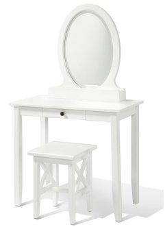 Schminktisch mit ovalem Spiegel, bpc living bonprix collection