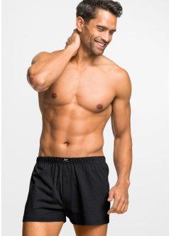 Lockere Jersey Boxershorts (3er-Pack), bpc bonprix collection