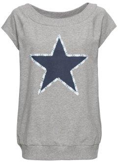 Shirt mit Stern, RAINBOW