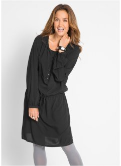 Kleid mit Knopfleiste, bpc bonprix collection