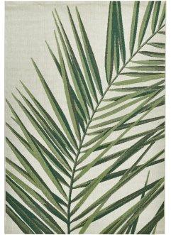 In- und Outdoor Teppich mit großem Palmmotiv, bpc living bonprix collection