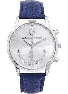Armbanduhr mit Anker, bpc bonprix collection