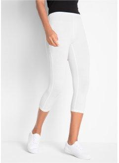 Stretch-Capri-Leggings (2er-Pack), bpc bonprix collection